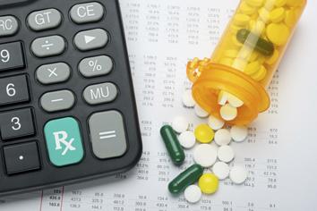 Calculator met receptfunctie